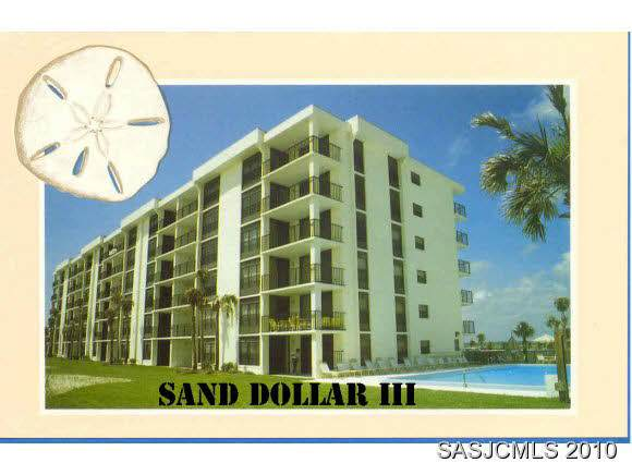 8050 A1a S. -Sand Dollar3-106, St Augustine, FL 32080 (MLS #211771) :: Bridge City Real Estate Co.