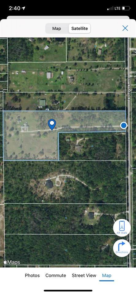 2535 Joe Ashton Rd, St Augustine, FL 32092 (MLS #212045) :: The Newcomer Group