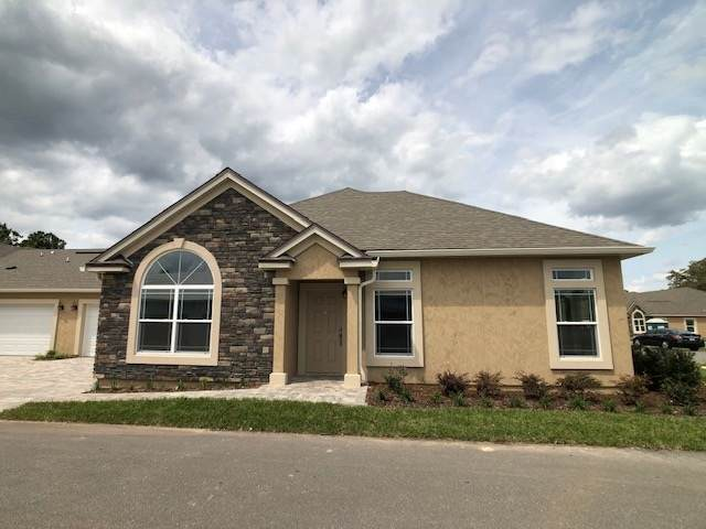 111 Timoga Trl, St Augustine, FL 32084 (MLS #212425) :: Olde Florida Realty Group