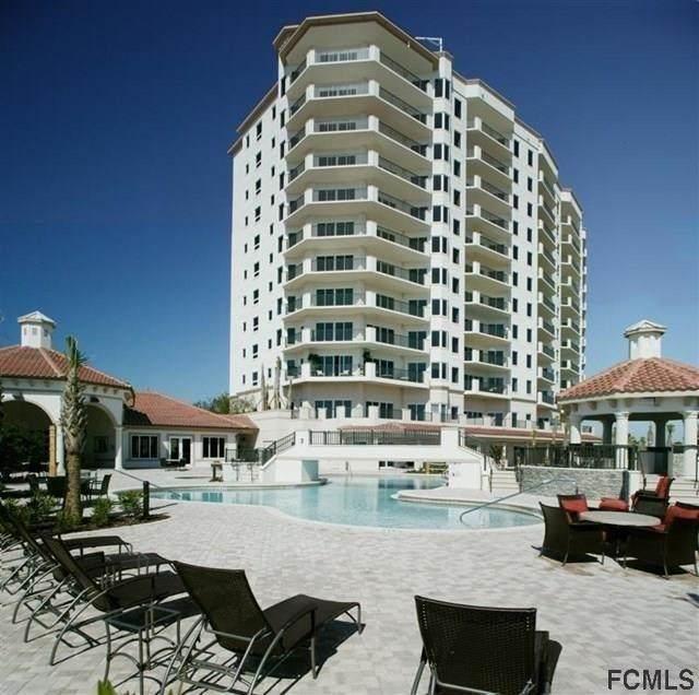 85 Avenue De La Mer #402, Palm Coast, FL 32137 (MLS #212894) :: Endless Summer Realty