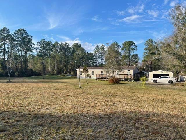 4025 Helena St, Hastings, FL 32145 (MLS #213443) :: Olde Florida Realty Group