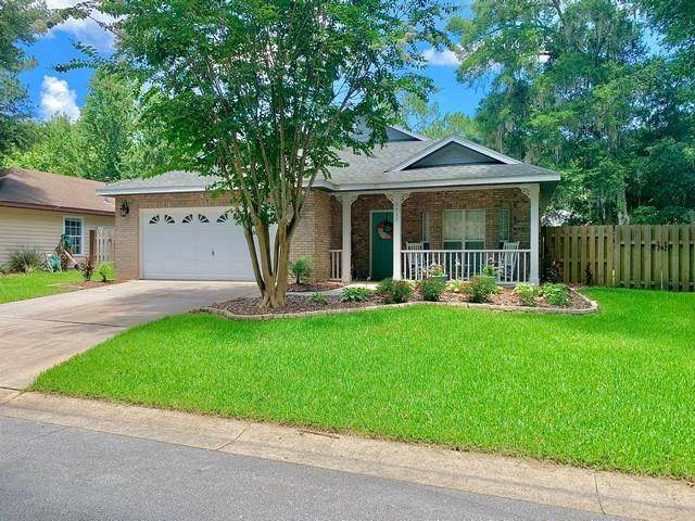 6613 SW 81st Terrace, Gainesville, FL 32608 (MLS #214591) :: Noah Bailey Group
