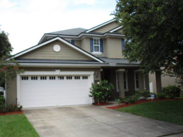 515 Side Creek Ln, St Augustine, FL 32084 (MLS #215418) :: Endless Summer Realty