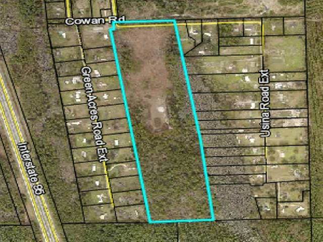 Usina Road Ext, St Augustine, FL 32084 (MLS #215914) :: The Collective at Momentum Realty