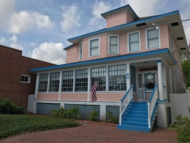 60 San Marco Ave, St Augustine, FL 32084 (MLS #176664) :: Pepine Realty