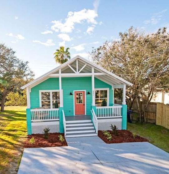 5488 1st Street, St Augustine, FL 32080 (MLS #182616) :: Tyree Tobler | RE/MAX Leading Edge