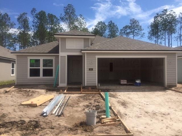 140 S Hummingbird Place, Palm Coast, FL 32164 (MLS #184330) :: Memory Hopkins Real Estate