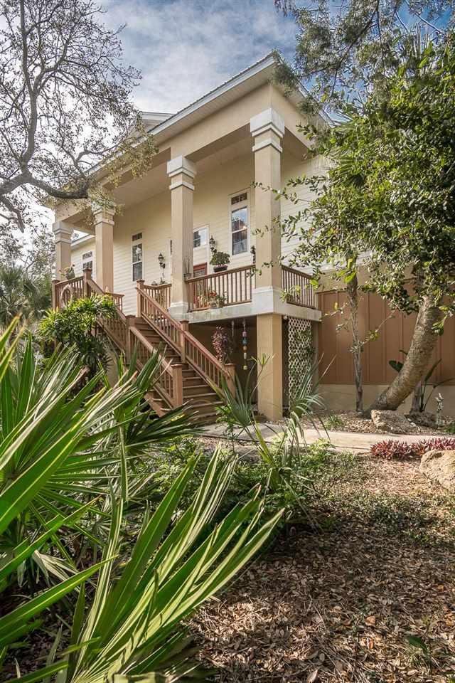 410 5th Street, St Augustine, FL 32084 (MLS #185634) :: Florida Homes Realty & Mortgage