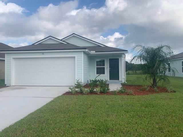 116 Golf View Court, Bunnell, FL 32110 (MLS #189087) :: 97Park