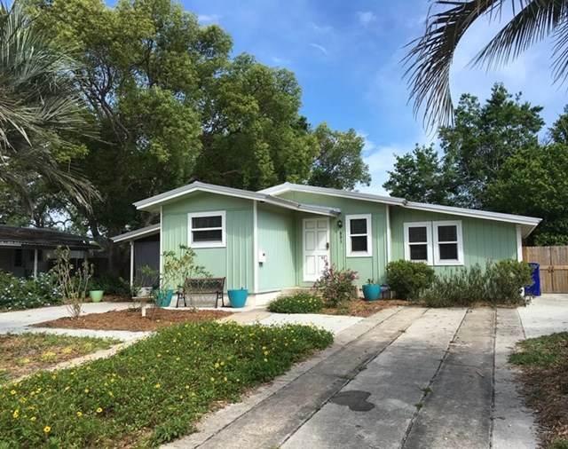 891 Palermo Rd, St Augustine, FL 32086 (MLS #196539) :: Noah Bailey Group