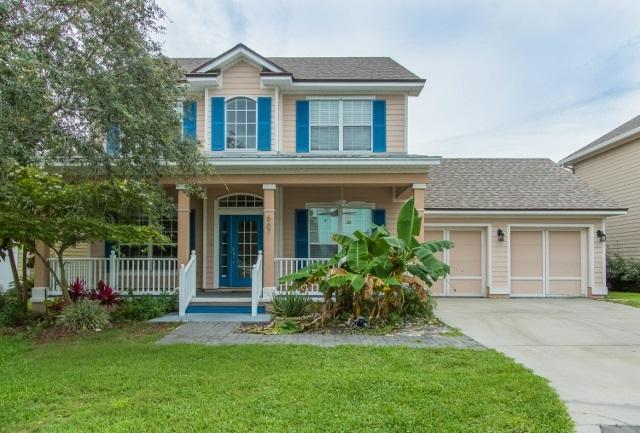 667 Sundown Circle, St Augustine Beach, FL 32080 (MLS #177947) :: Pepine Realty