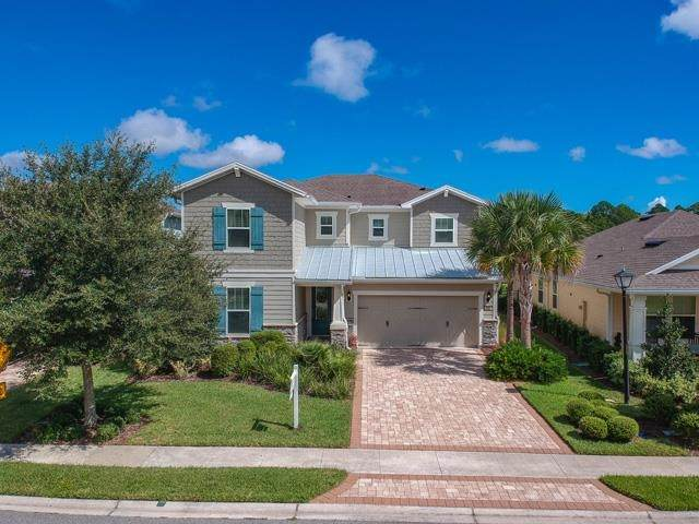 106 Front Door Lane, St Augustine, FL 32095 (MLS #217182) :: The Collective at Momentum Realty