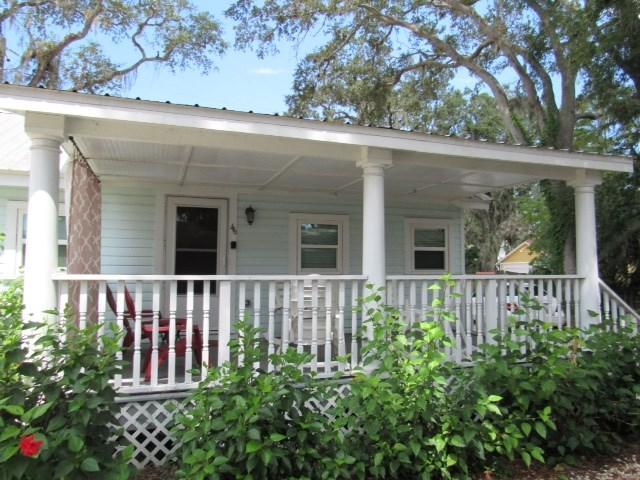 4 1/2 Nelmar Avenue, St Augustine, FL 32084 (MLS #181961) :: Florida Homes Realty & Mortgage