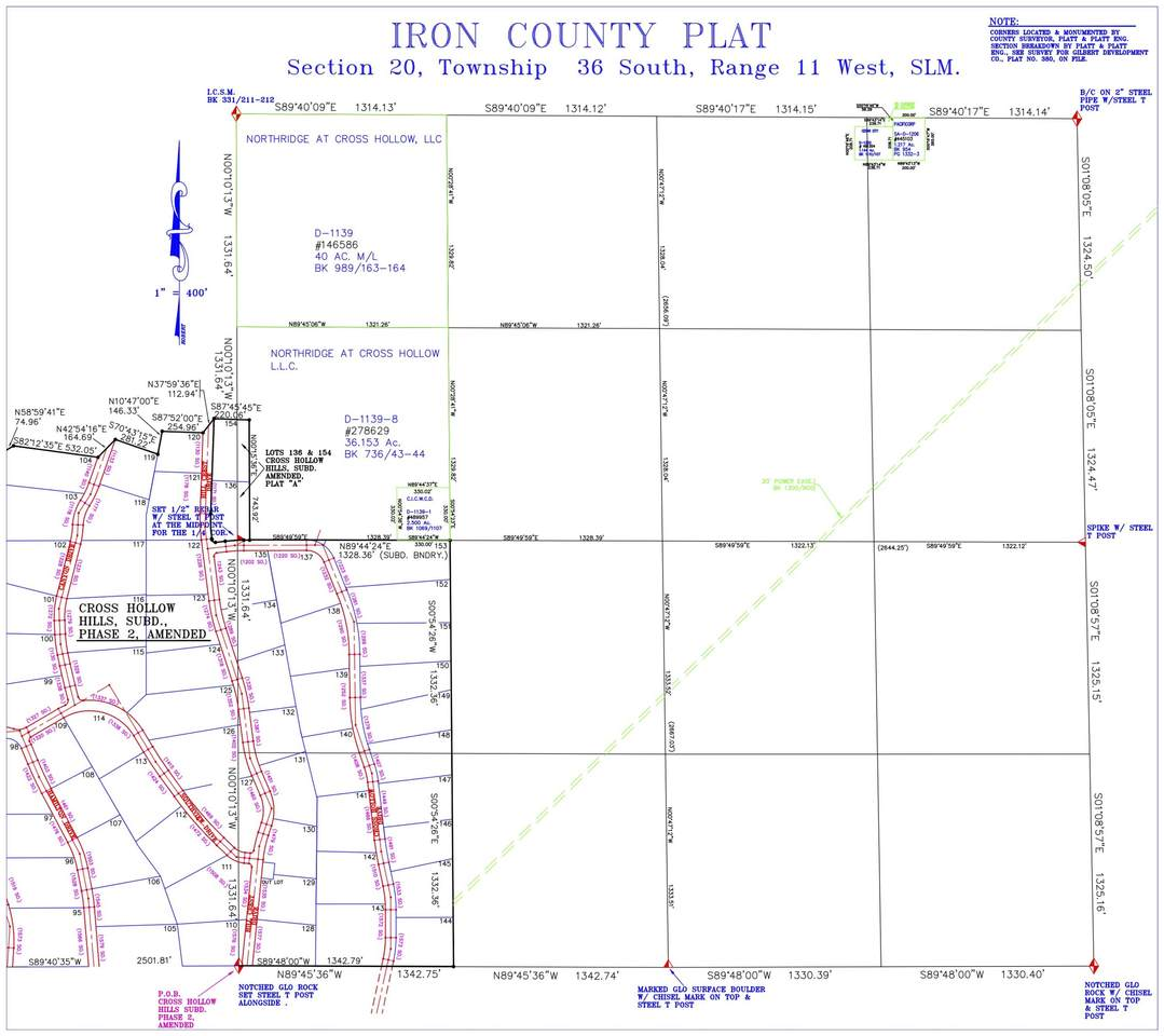 76.15 Acres At Cross Hollow Hills - Photo 1