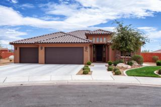 283 W Pheasant Ct, Ivins, UT 84738 (MLS #17-183575) :: Remax First Realty
