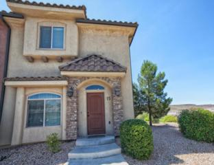 2075 S Sir Monte #15, St George, UT 84770 (MLS #17-184261) :: Remax First Realty