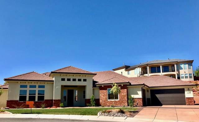 1825 E Fenway Cir, St George, UT 84770 (MLS #18-192736) :: Diamond Group