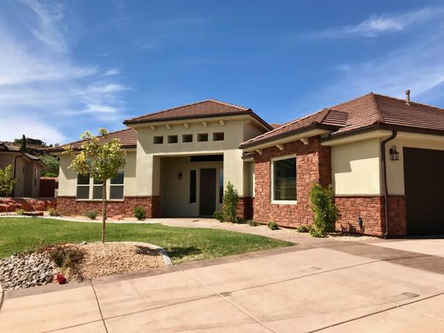 1825 E Fenway Cir, St George, UT 84770 (MLS #18-192736) :: The Real Estate Collective