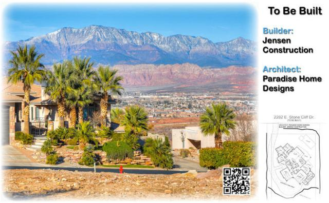 2282 E Stone Cliff, St George, UT 84790 (MLS #17-182491) :: Remax First Realty