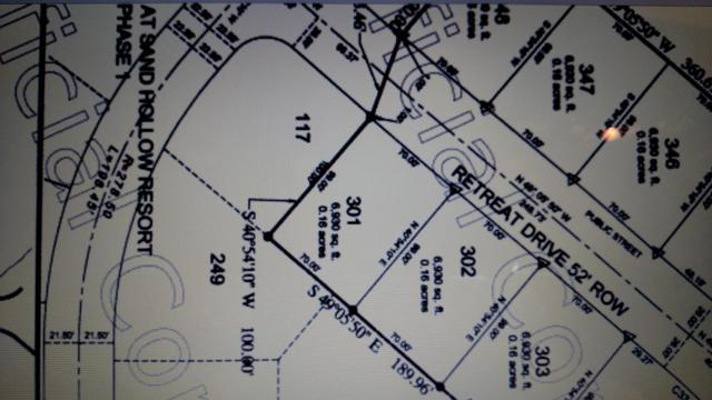 Retreat Drive Lot # 301, Hurricane, UT 84737 (MLS #17-185246) :: Remax First Realty