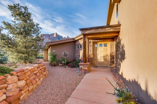 2551 Anasazi Way, Springdale, UT 84767 (MLS #17-185384) :: Saint George Houses