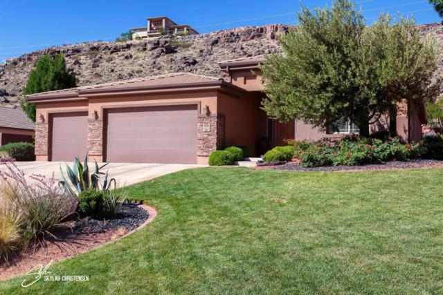 116 S Acantilado Dr, St George, UT 84790 (MLS #17-185854) :: Remax First Realty