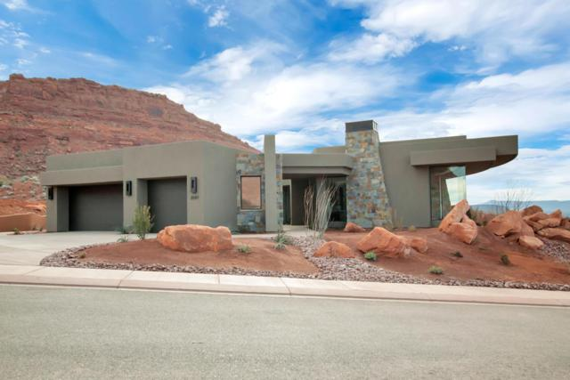 2047 Cougar Rock Cir, St George, UT 84770 (MLS #17-185897) :: Remax First Realty