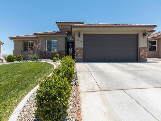 2170 E Colorado Cir, St George, UT 84770 (MLS #17-185934) :: Diamond Group