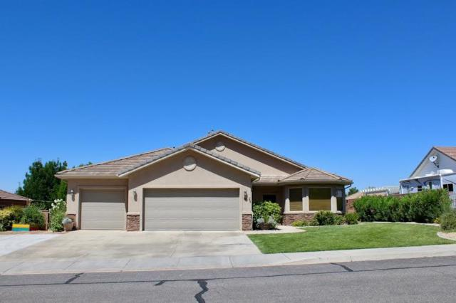 58 S 1210 W, St George, UT 84770 (MLS #17-185994) :: Diamond Group