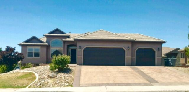 2528 S 2350 E St, St George, UT 84790 (MLS #17-186017) :: Diamond Group