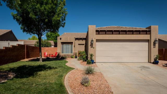 529 S 675 E, Ivins, UT 84738 (MLS #17-186107) :: Remax First Realty