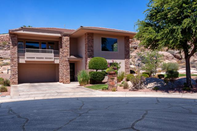 2240 E Cobalt #16, St George, UT 84790 (MLS #17-186110) :: Remax First Realty