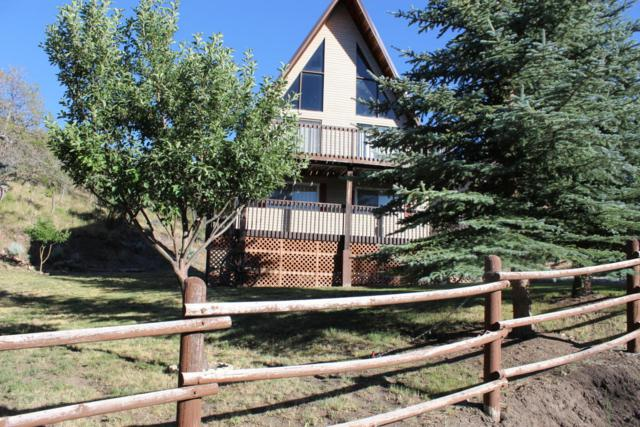 645 Lodge Pole Ln, Pine Valley, UT 84781 (MLS #17-186131) :: Red Stone Realty Team