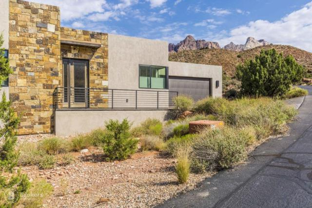 2505 Anasazi Way, Springdale, UT 84767 (MLS #17-186556) :: Remax First Realty