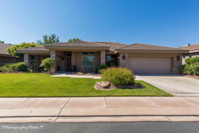 2227 W Monterey Dr, St George, UT 84770 (MLS #17-186567) :: Remax First Realty