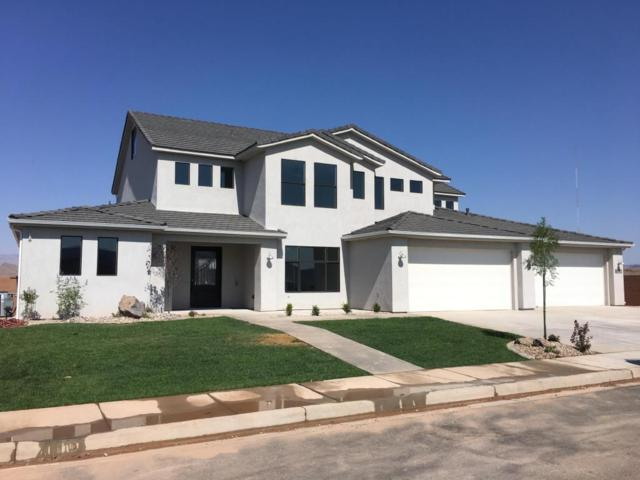 2518 S 3210 East St, St George, UT 84790 (MLS #17-186897) :: Diamond Group