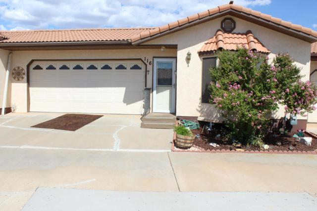 1331 N Dixie Downs #116, St George, UT 84770 (MLS #17-186929) :: Remax First Realty