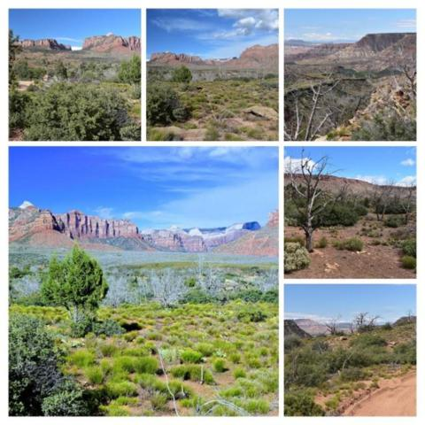 Kolob Terrace Rd, Virgin, UT 84779 (MLS #17-187049) :: Remax First Realty