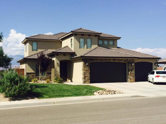 2935 E Carmine Dr, St George, UT 84790 (MLS #17-187103) :: Remax First Realty