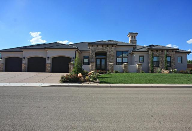 2199 E Coyote Springs, St George, UT 84790 (MLS #17-187250) :: Remax First Realty