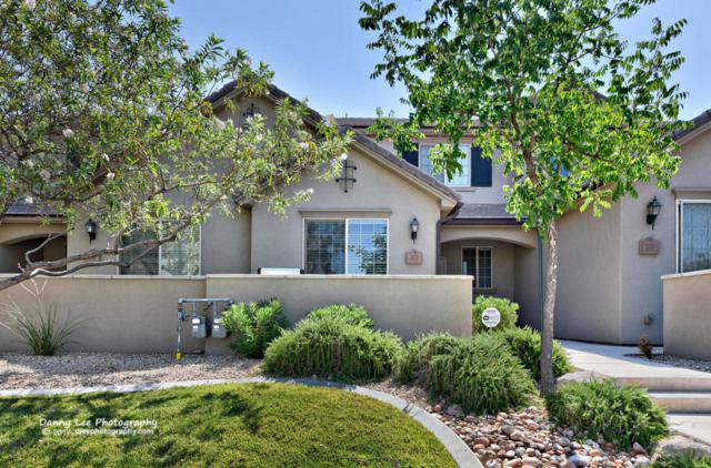 3439 S Barcelona Dr #57, St George, UT 84790 (MLS #17-187285) :: Remax First Realty