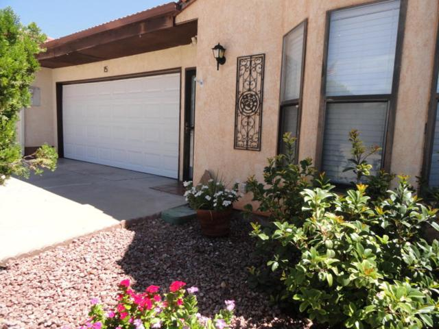 1331 N Dixie Downs Rd #15, St George, UT 84770 (MLS #17-187296) :: Remax First Realty