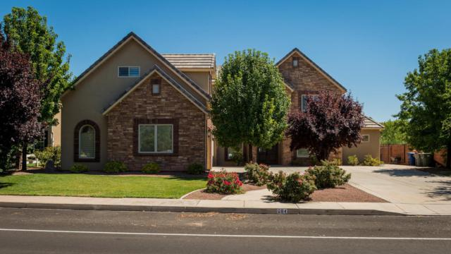 684 N Country Ln, Santa Clara, UT 84765 (MLS #17-187297) :: Remax First Realty