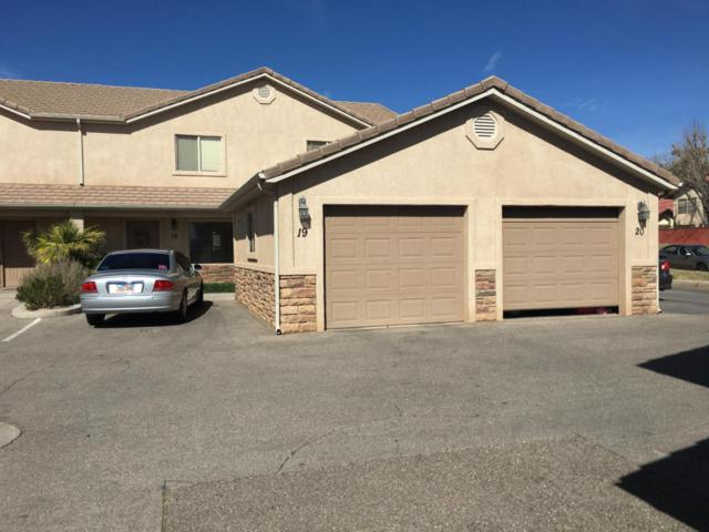 1167 E 400 S #19, St George, UT 84790 (MLS #17-187320) :: Remax First Realty