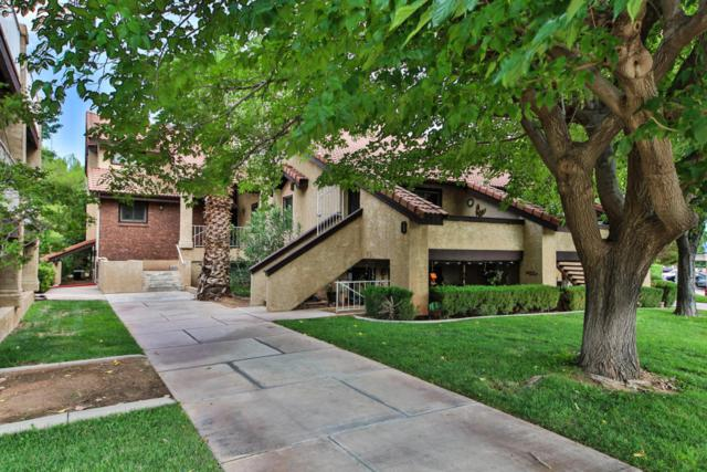 860 S Village Rd #O-1, St George, UT 84770 (MLS #17-187336) :: Remax First Realty
