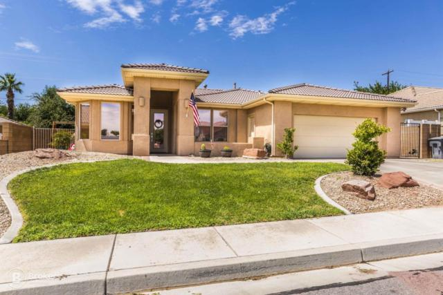 675 N 2240 E, St George, UT 84790 (MLS #17-187349) :: Remax First Realty