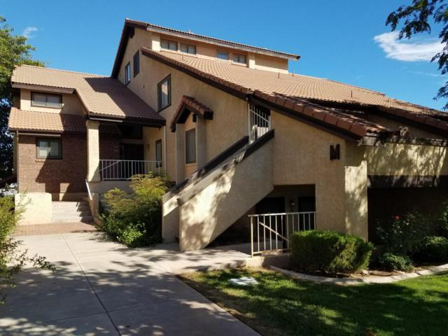 860 S Village Rd M-11, St George, UT 84770 (MLS #17-187718) :: Remax First Realty