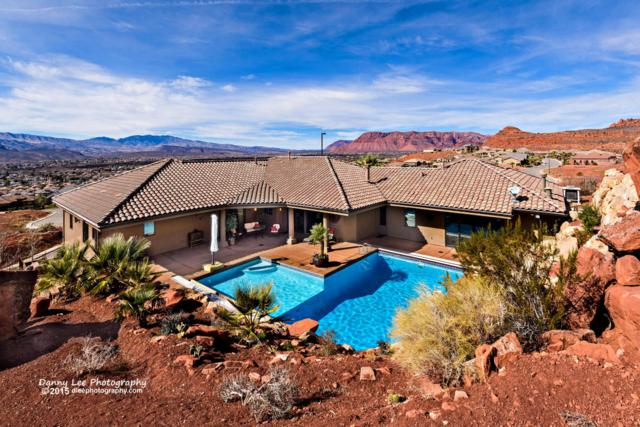 1838 N Cascade Canyon Cir, St George, UT 84770 (MLS #17-187870) :: Red Stone Realty Team