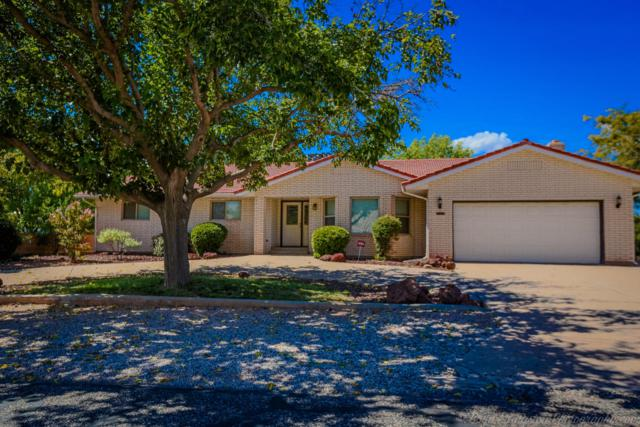 3506 Marigold Way, St George, UT 84790 (MLS #17-188075) :: Remax First Realty