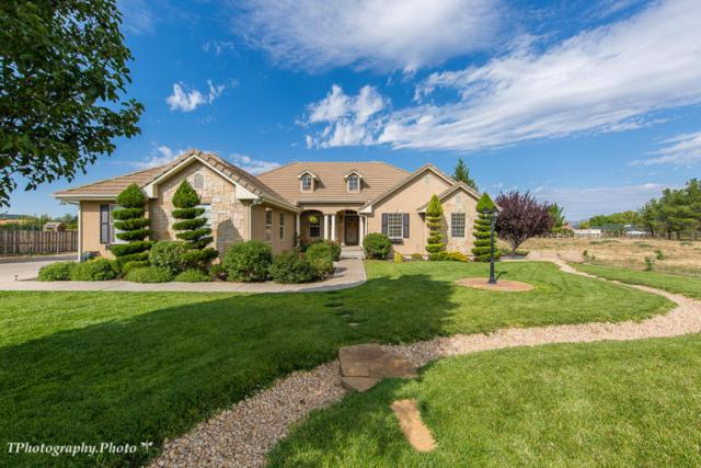 1087 Homestead Dr E, Dammeron Valley, UT 84783 (MLS #17-188157) :: Remax First Realty